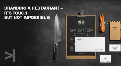 Branding a Restaurant